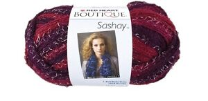 Red Heart Boutique Sashay - Net Style Ruffle Yarn