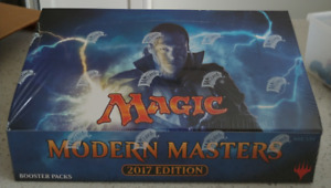 Modern Masters 2017 Unopened Booster Box