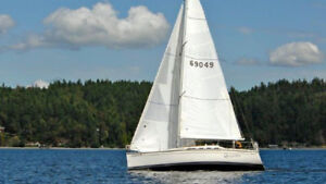 WANTED 30 FOOT(+/-) SAILBOAT FULLY EQUIPPED CRUISER