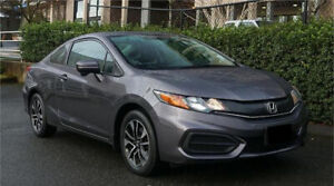 LEASE TRANSFER: Honda Civic EX Coupe ($277/Month - Tax Included)