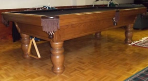 POOL TABLES MADE LOCALLY*** NO USA MONEY EXCHANGE OR USA TARRIFS