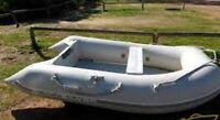 quicksilver 230 inflatable dinghy