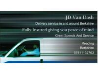 Local Courier Delivery removals driver