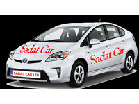 PCO CARS HIRE, PCO CARS RENTAL, PCO TOYOTA PRIUS LONDON FROM £100