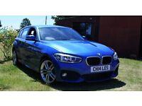 2016 BMW 1 Series 116d M Sport 5- Door Diesel Automatic