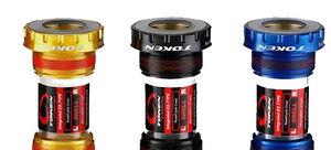 Token-External-Bottom-bracket-BB-68mm-73mm-for-Shimano-Race-Face-cranksets-MTB