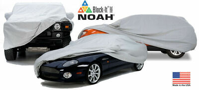 Covercraft 1959 to 1963 Aston Martin DB-4 NOAH® Car Cover Crafted2Fit C47NH