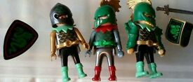 Playmobil dragon knights