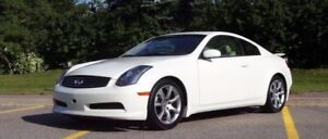 Wanting g35 COUPE MANUAL