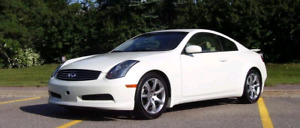 Looking for a G35 manual coupe Blown