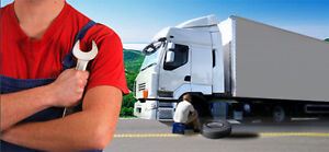 24/7 Mobile Truck Repair >Within 60 Minutes All GTA 416-890-1979