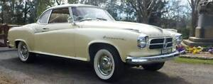 1959 Borgward Isabella Coupe Mudgee Mudgee Area Preview