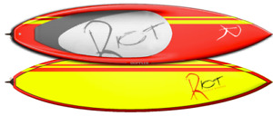 SUP Special on Riot inflatable SUPs $200 off LAST 2!!