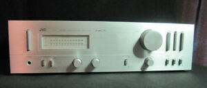 VINTAGE JVC A-X1 SUPER A STEREO INTEGRATED AMPLIFIER