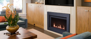 Gas , Electric and wood fireplaces on Sale