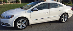2013 Volkswagen CC Sportline 2.0T Cuir/Leather+Toit Ouvrant/Roof