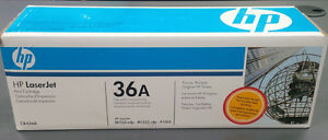 HP LaserJet Print Cartridge 36A - Black
