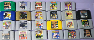 N64 collection for sale