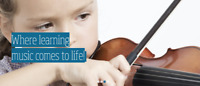 Piano Lessons Toronto -- Violin Lessons Toronto -- First Lesson