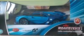 New Roadster GTI Bugatti Radio Controlled Supercar