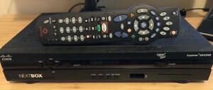 WANTED: Rogers Nextbox Explorer 4642 HD Terminal