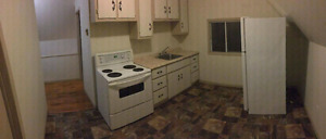 3BR apartment, Springhill NS.
