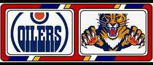 Florida Panthers vs Edmonton Oilers