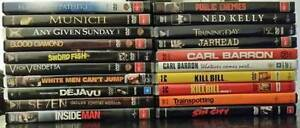 DVD movies from $3 Strathfield South Strathfield Area Preview