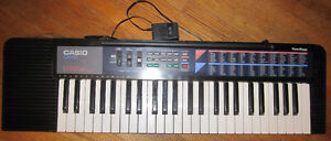 CASIO CA-110 TONE BANK KEYBOARD