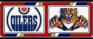 Panther vs Oilers