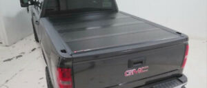 Tonneau cover 6pied 6 pouce hard folding gmc , Chevrolet