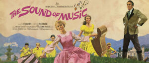 The Sound of Music Theatre Ticket