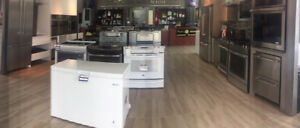 New Appliances In Stock!