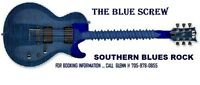 The Blue Screw available for bookings
