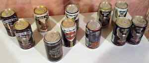 Harley Davidson Collector Beer Cans