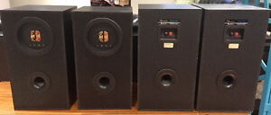 2 pairs of Nuance Star 1 (4 speakers) Kitchener / Waterloo Kitchener Area image 3