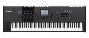 2016 Yamaha XF-8 Keyboard