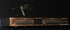 Spectrum Analyser Equalizer Curtis HQ-60 (Stereo & Graphic)