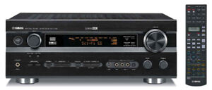 Yamaha RX-V740 6.1 Channel 90 Watt Receiver