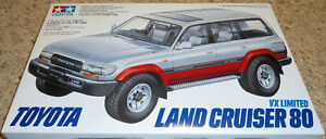 Tamiya 1/24 Toyota Land Cruiser 80 VX Limited