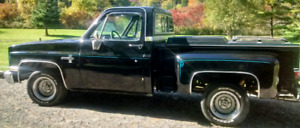 Chevy short box 454