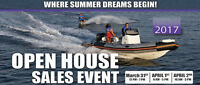 BRIDGE YACHTS OPEN HOUSE SALES EVENT