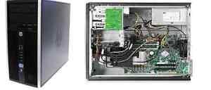 Gamer Ultra puissant Intel I5-2400 3.1 x8/8gb/500gb/750 ti 2 gb