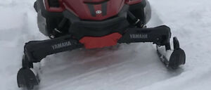 Looking for A-arm covers for Yamaha sled