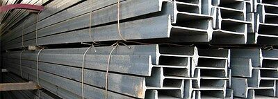 S3 X 5.7 Standard Steel I-beam - 72 Long