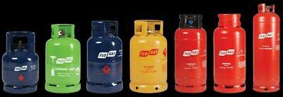 Guaranteed FULL Flo gas Propane Bottle 47kg empty bottle or deposit needed
