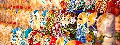 matryoshka dolls factory