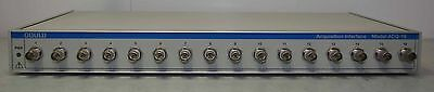 Gould Data Acquisition Interface Acq-16 Pnm-p3p-020 Nice