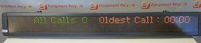 Spectrum 4200c120 Scrolling Color Led 64 Color Display Board Programmable