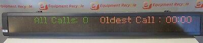 Spectrum 4200c120 Scrolling Color Led 64 Color Display Board Programmable